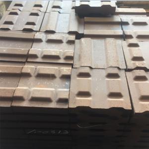 镁质蓄热砖打包