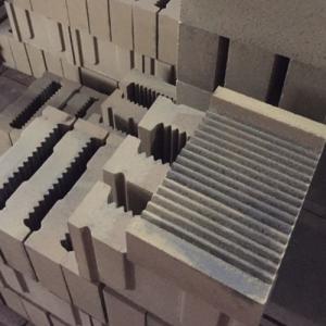 镁质蓄热砖拣选
